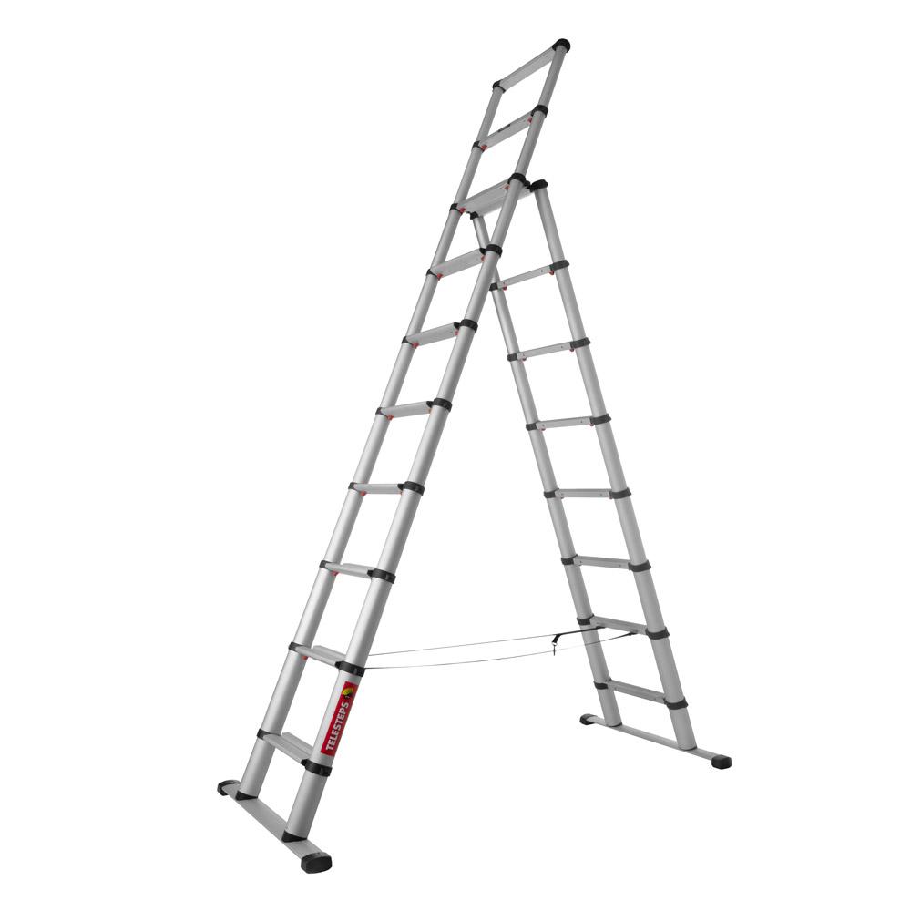 Teleskopleiter Combi Line 3,00 m 1